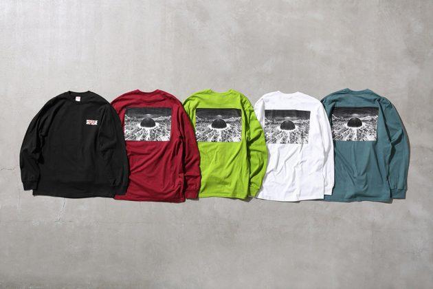 Supreme x Akira T Long Sleeve Shirt collection
