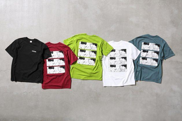 Supreme x Akira T Shirt Collection 3