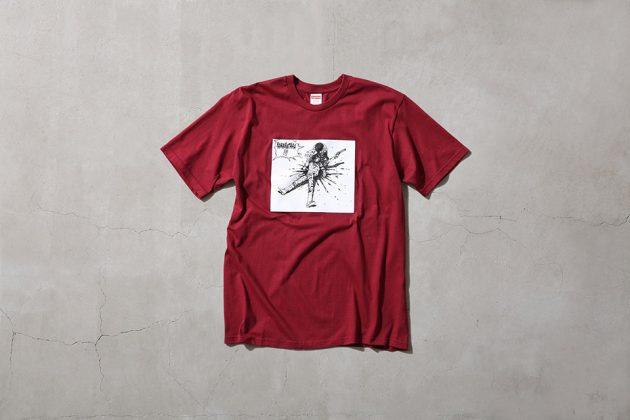 Supreme x Akira T Shirt Red 1