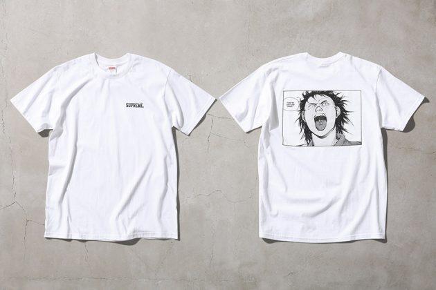 Supreme x Akira T Shirt White 4