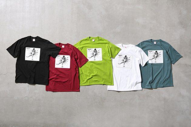 Supreme x Akira T Shirt collection 1