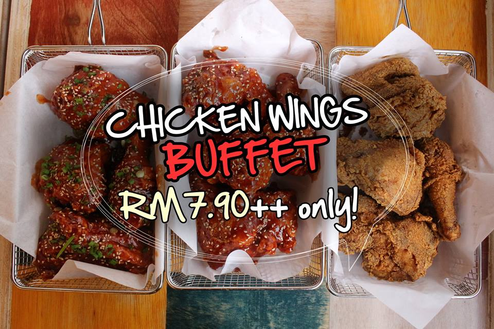 Hungry For Chicken Wings Malaysias Chicken Up Has A Full On Wing