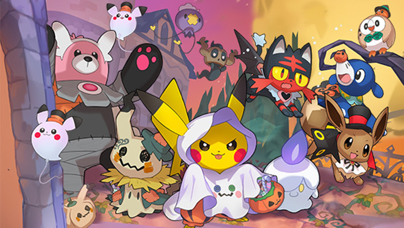 Generation 3 Pokemon might make their debut in 'Pokemon Go' on Halloween