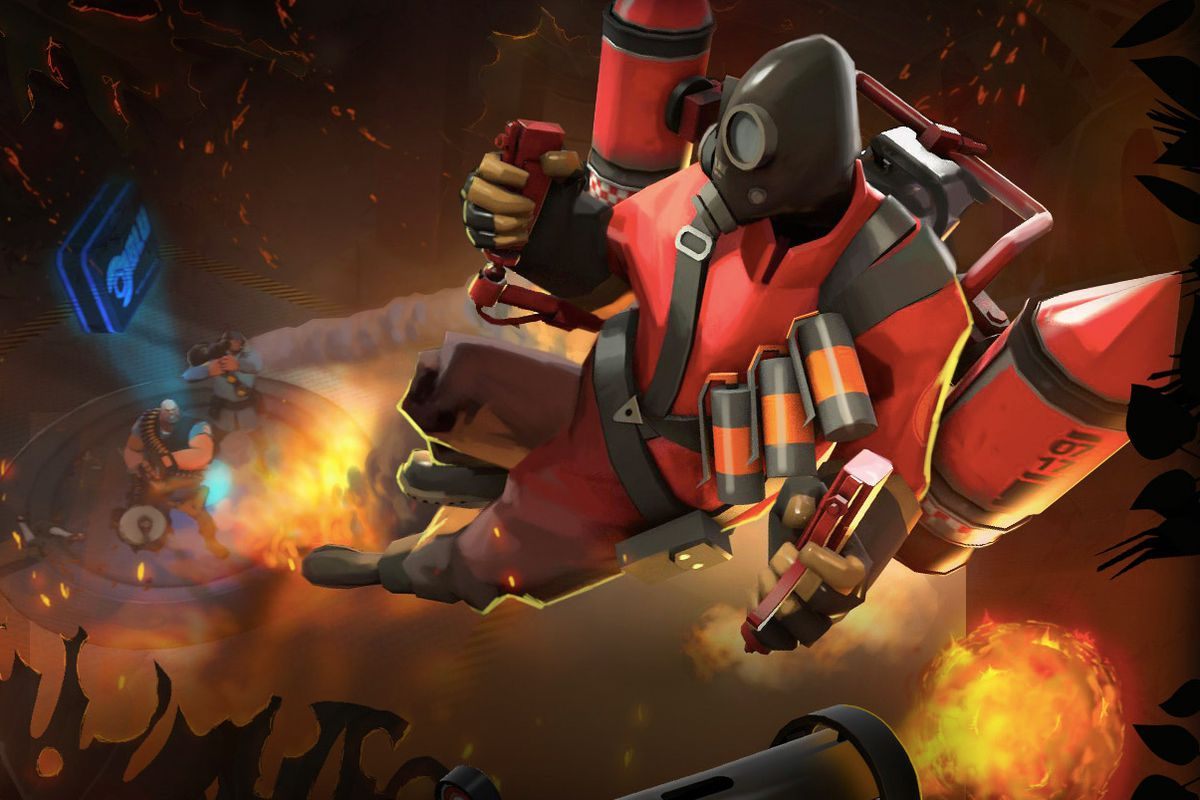 The New Team Fortress 2