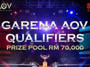 Garena AOV Qualifiers main
