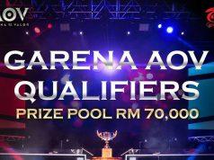 Garena AOV Qualifiers main