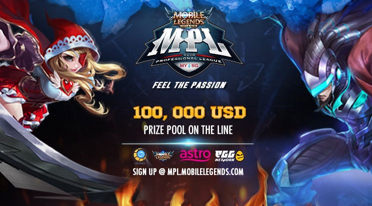 Malaysia And Singapore Gets Its First Mobile Legends Pro League