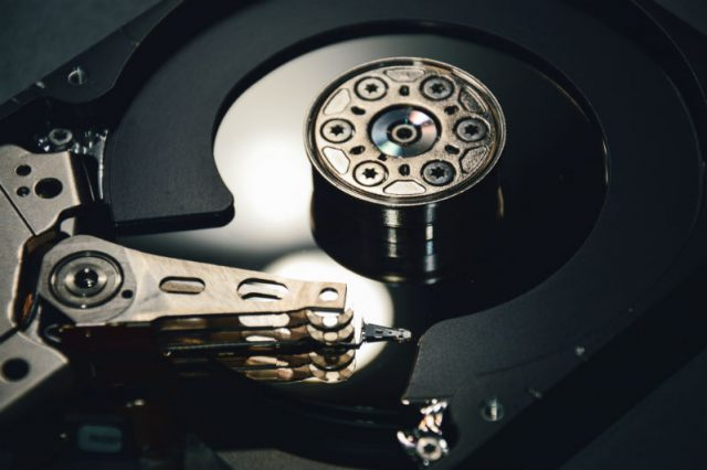 How to diagnose a non detectable hdd