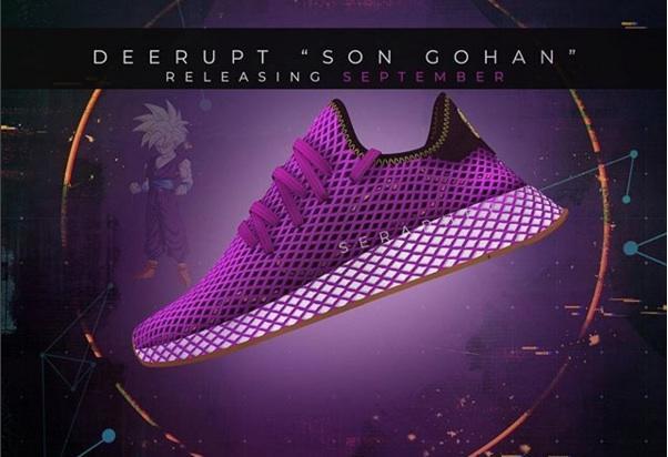 Adidas Deerupt x Son Gohan