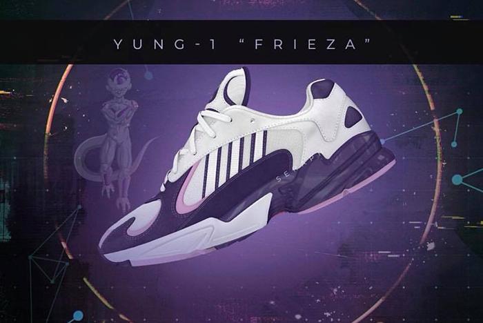 Adidas Yung-1 x Frieza