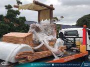 Johor Sultan Flintstone Car
