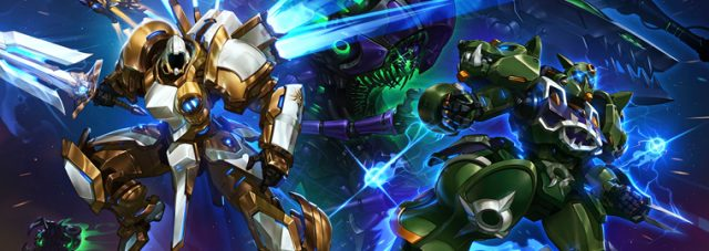 Mecha Storm Heroes of the Storm