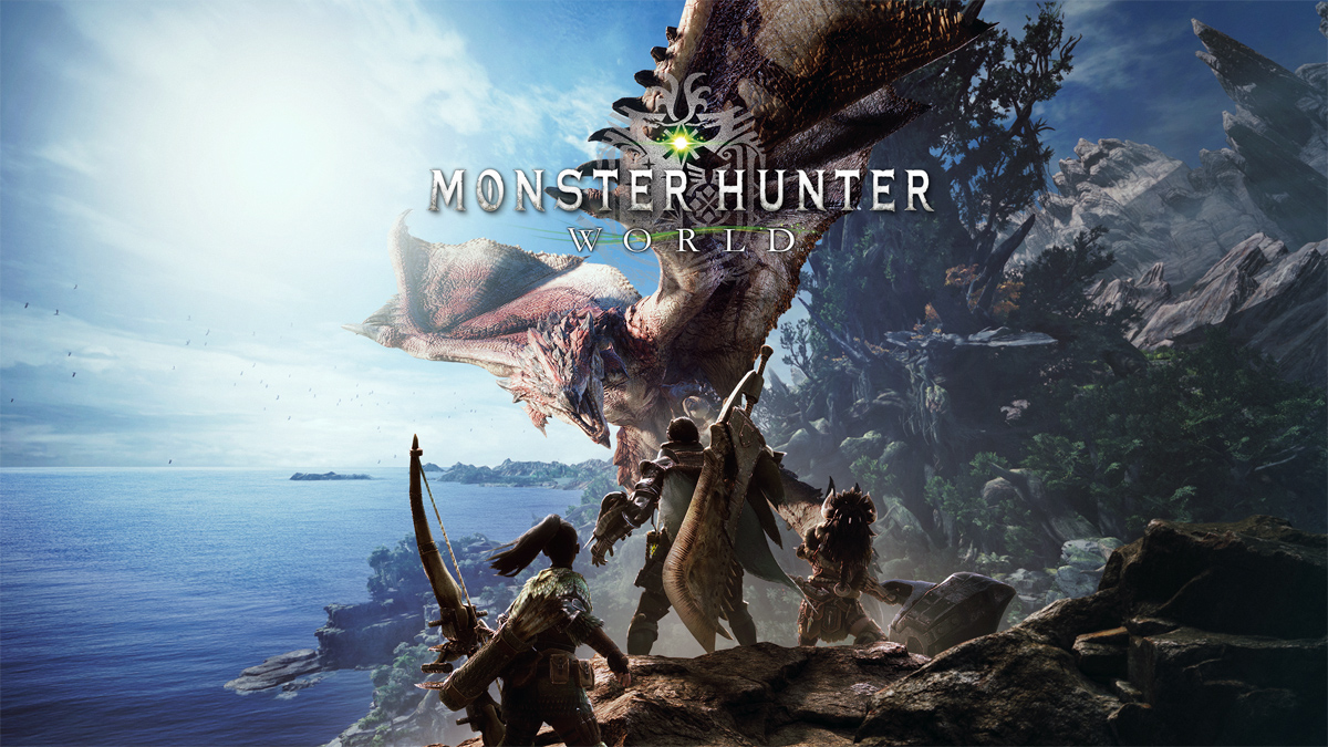 Dragons and Fantastic Beasts Await In Monster Hunter