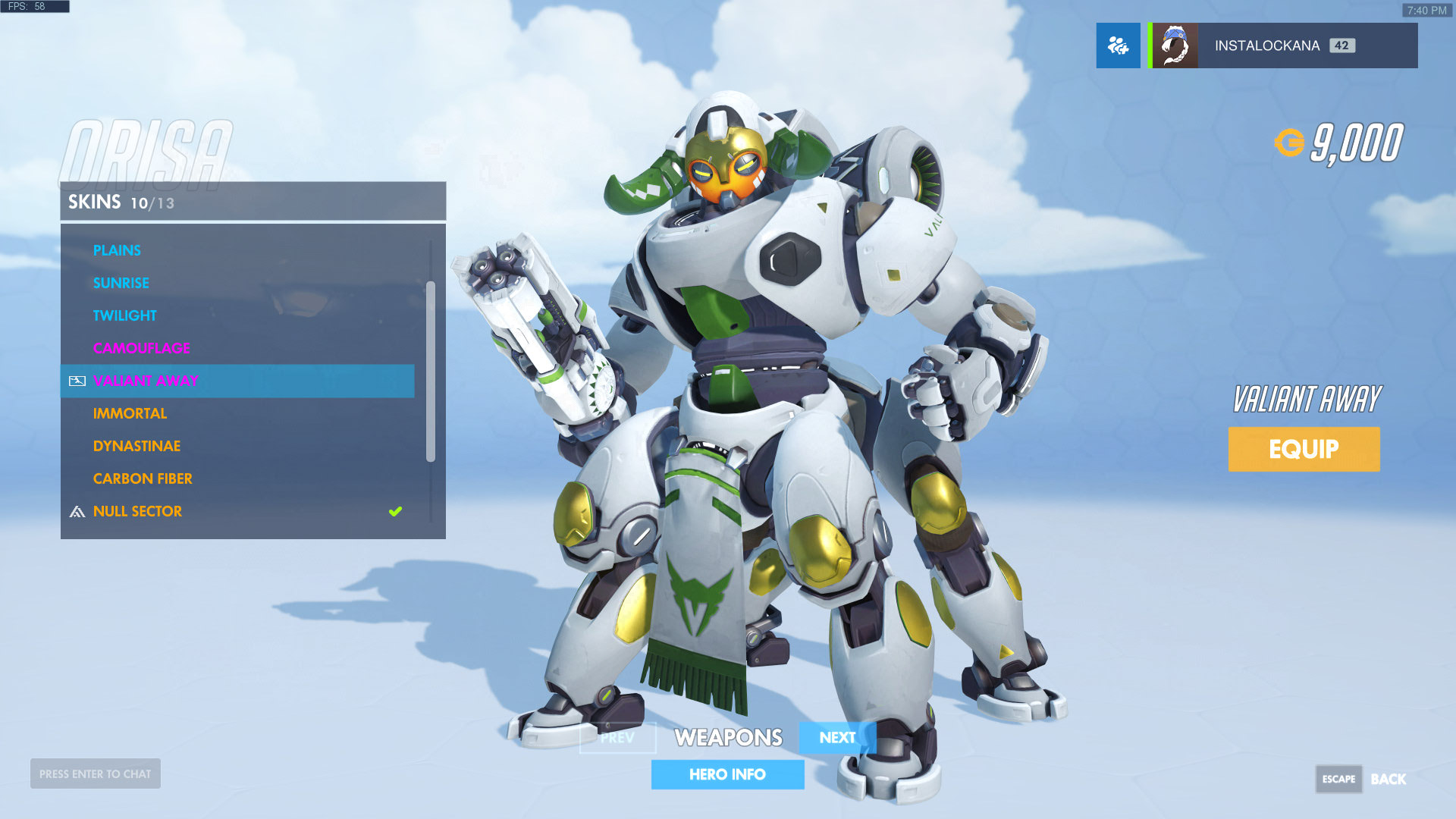 The Overwatch League All-Access Pass rewards are now available