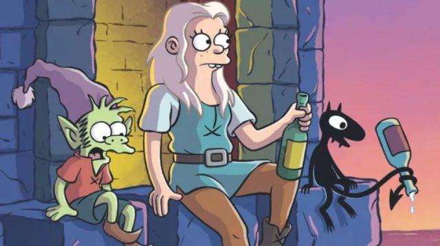 Matt Groening Disenchantment 1