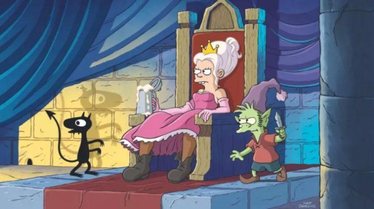 Matt Groening Disenchantment 2