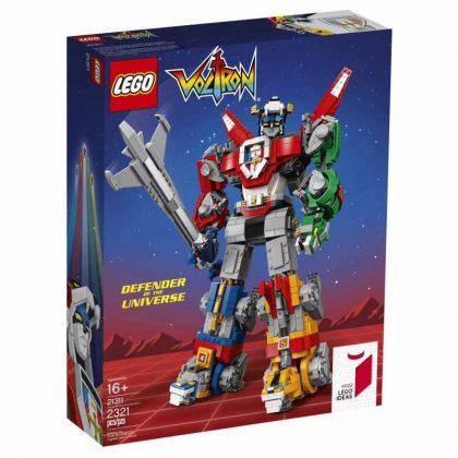 Lego Voltron Box