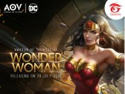 Wonder Woman AOV