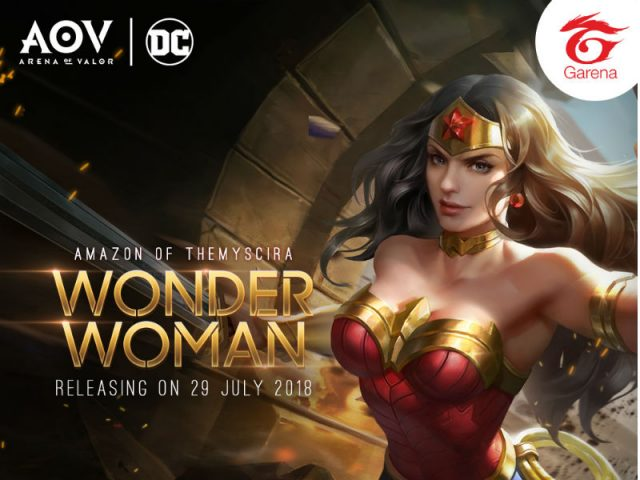 Wonder Woman AOV