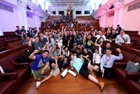Singapore WoW battle for azeroth event