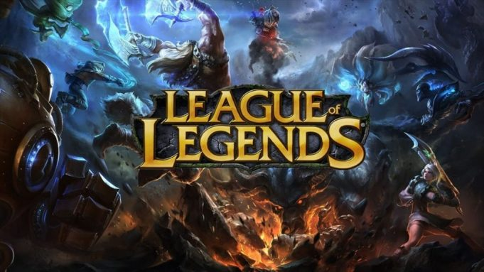 League of Legends main image